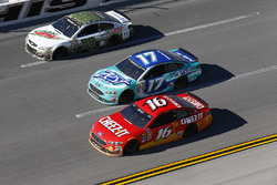 Greg Biffle, Roush Fenway Racing Ford, Ricky Stenhouse Jr., Roush Fenway Racing Ford, Alex Bowman, H