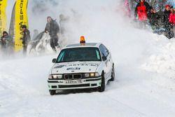 Алексей Лукьянюк и Юлия Бурыкина, BMW 325i