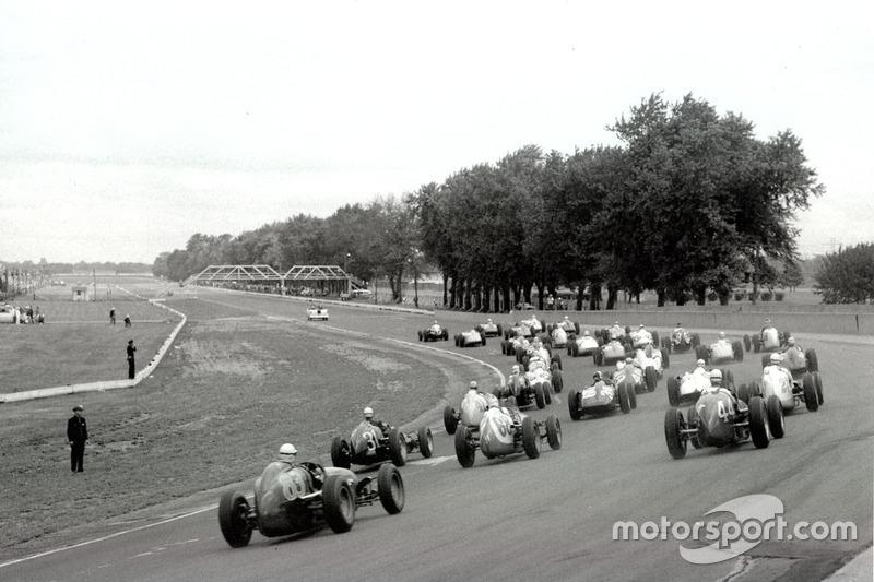 1955: De formatieronde