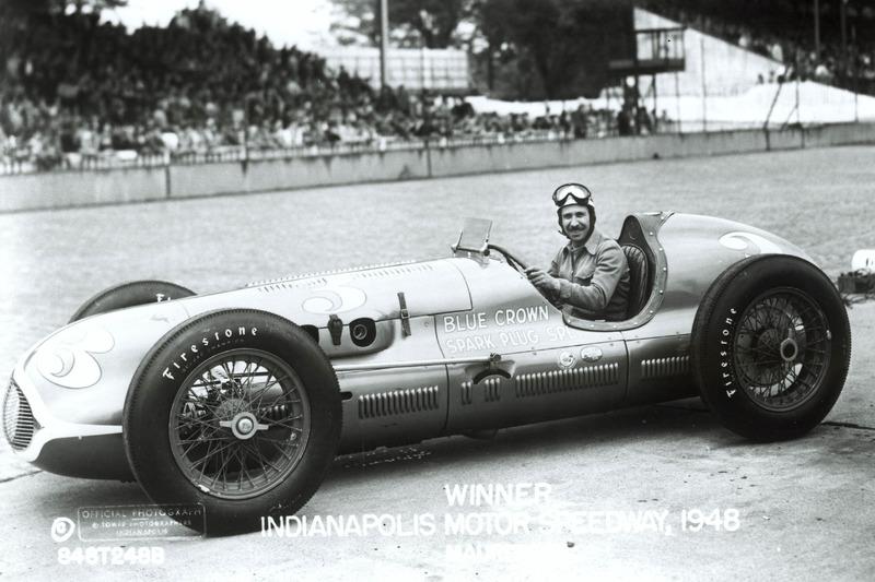 1948: Мори Роуз