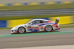 #56 RMS Porsche 991 Cup: Yannick Mallegol, Jean-Marc Bachelier, Howard Blank