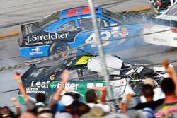 Crash von Blake Koch, Chevrolet