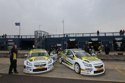 Dave Newsham, Power Maxed Racing; Hunter Abbott, Power Maxed Racing