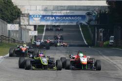 Ferdinand Habsburg, Drivex School, Leonardo Pulcini, Campos Racing