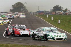 Agustin Canapino, Jet Racing Chevrolet, Jose Manuel Urcera, Las Toscas Racing Chevrolet