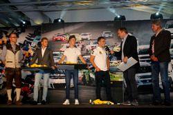 1. Joseph Mawson, Van Amersfoort Racing; 2. Mick Schumacher, Prema Powerteam; 3. Mike David Ortmann,