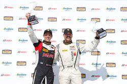 ST Podyum: 1. #17 RS1 Porsche Cayman: Nick Galante, Spencer Pumpelly