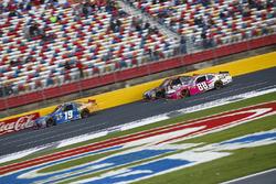 Daniel Suarez, Joe Gibbs Racing Toyota, Erik Jones, Joe Gibbs Racing Toyota, Kevin Harvick, JR Motor