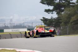 #30 Extreme Speed Motorsports Ligier JS P2 - Nissan: Antonio Giovinazzi, Sean Gelael, Giedo Van der