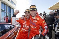Ricardo van der Ende en Bernhard van Oranje, Racing Team Holland by Ekris Motorsport