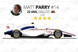 Matt Parry, Koiranen GP