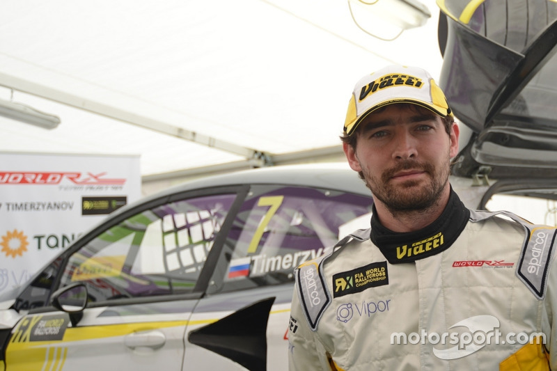 Timur Timerzyanov, World RX Team Austria