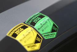 Les stickers des vérifications