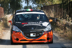 Andrea Vineis, Alessio Rodi, Peugeot 208 VTI R R2B, Cars For Fun