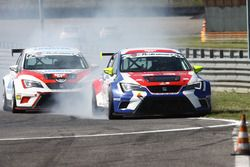 Fabiani-Giorgi, BF Racing,Seat Leon Racer-TCR