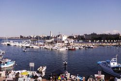 Atmosphäre Bari, Italien