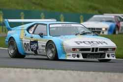 BMW M1 Procar legend race with Marc Surer