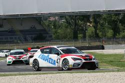 Alberto Viberti, Seat Leon Racer S.G.-TCR