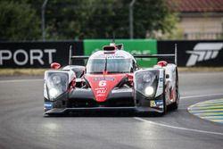 #6 Toyota Racing Toyota TS050 Hybrid: Stéphane Sarrazin, Mike Conway, Kamui Kobayashi