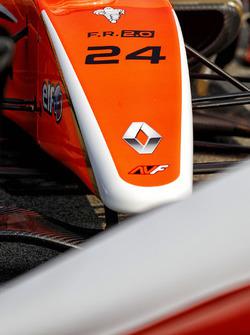 Petrus Florescu, AVF by Adrian Valles car detail