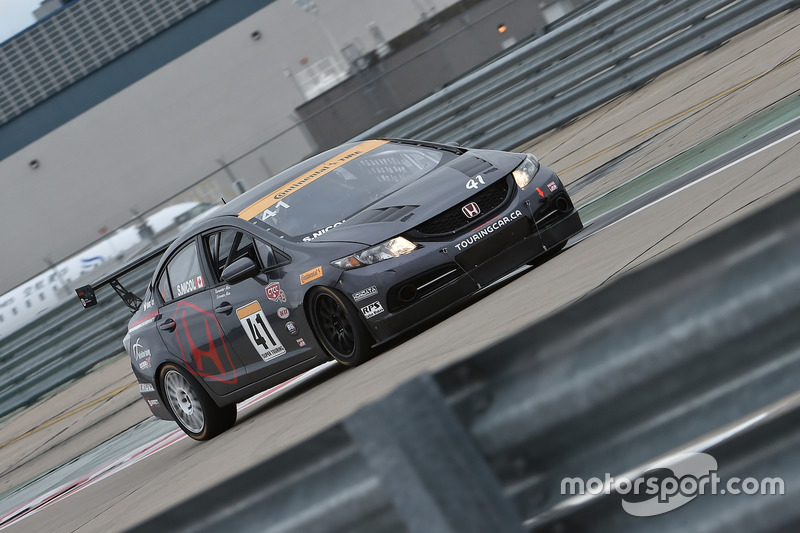 Scott Nicol, Honda Civic Si