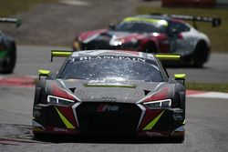 #3 Belgian Audi Club Team WRT, Audi R8 LMS GT3: Sergio Jimenez, Rodrigo Baptista