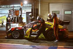 #76 IMSA Performance Porsche 911 GT3R: Thierry Cornac, Raymond Narac, Maxime Jousse
