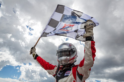 Overall winner Romain Dumas