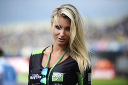 Lovely Drive M7 SIC Racing Team girl