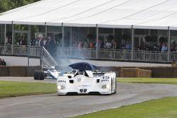 Yannick Dalmas, 1999 BMW V12 LMP