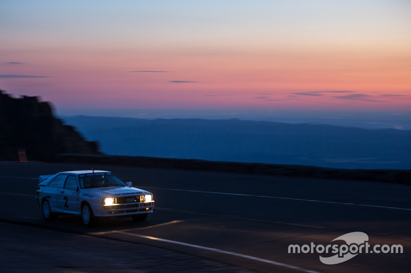 #2 Audi A1 Quattro: David Hackl