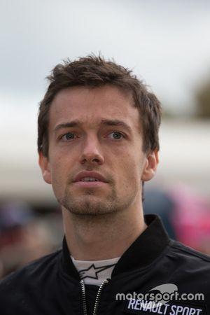 Jolyon Palmer -Renault Sport F1
