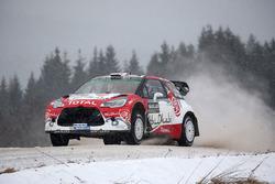 Kris Meeke, Paul Nagle, Citroën DS3 WRC, Abu Dhabi World Rally Team