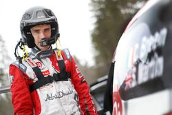 Craig Breen, Abu Dhabi Total World Rally Team