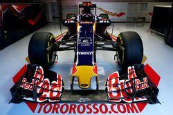 The Scuderia Toro Rosso STR11