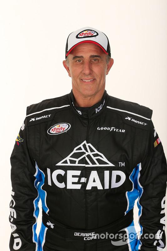 Derrick Cope, Chevrolet