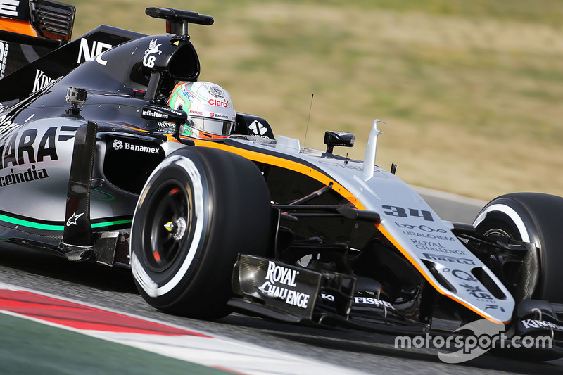 Force India-Mercedes VJM09