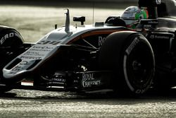 Alfonso Celis Jr., pilote de développement Sahara Force India F1 VJM09