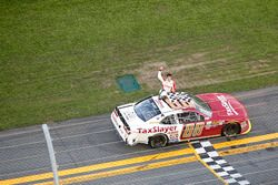 Ganador de la carrera: Chase Elliott, JR Motorsports Chevrolet