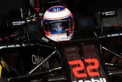 Jenson Button McLaren MP4-31