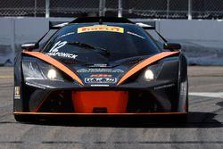 #12 ANSA Motorsports KTM Xbow GT4: Dore Chaponick Jr.