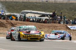Nicolas Bonelli, Bonelli Competicion Ford, Matias Rossi, Donto Racing Chevrolet, Christian Ledesma,