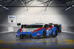 Ombra Racing, Lamborghini Huracan GT3