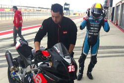 Alex de Angelis, IodaRacing