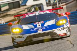 #66 Ford Performance Chip Ganassi Racing Ford GT : Sébastien Bourdais, Joey Hand, Dirk Müller