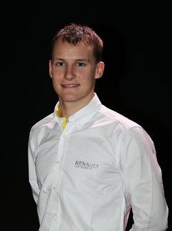 Kevin Joerg, Renault Sport Academy rijder