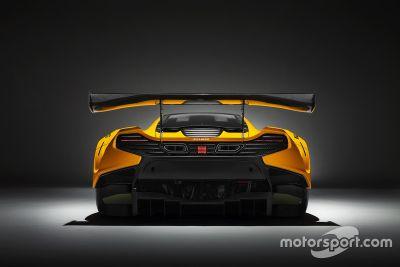 Präsentation: McLaren 650S GT3 für 2016