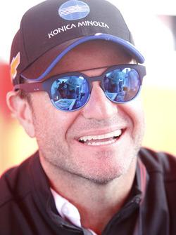 Рубенс Баррикелло, #10 Wayne Taylor Racing Corvette DP