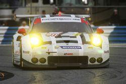 #911 Porsche Team North America Porsche 911 RSR: Nick Tandy, Patrick Pilet, Kevin Estre, #912 Porsche Team North America Porsche 911 RSR: Michael Christensen, Earl Bamber, Frédéric Makowiecki