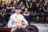 Макс Ферстаппен, Red Bull Racing, з командою